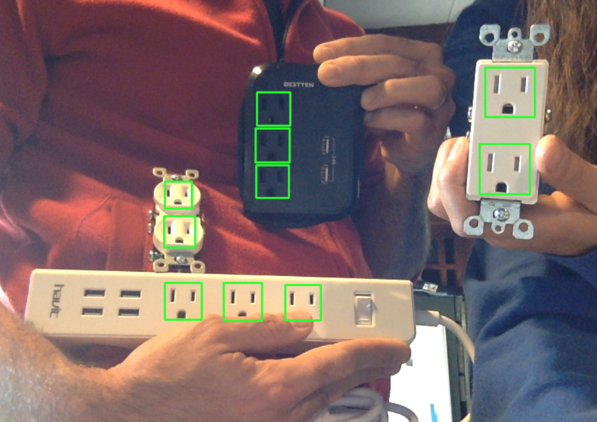 OpenCV-object-detection-tutorial by JohnAllen